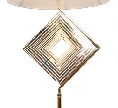 Торшер Lumina Deco Fabi LDF 5529 F.GD+WT