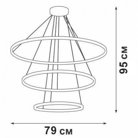Настольная лампа MW-Light Букет 421034801