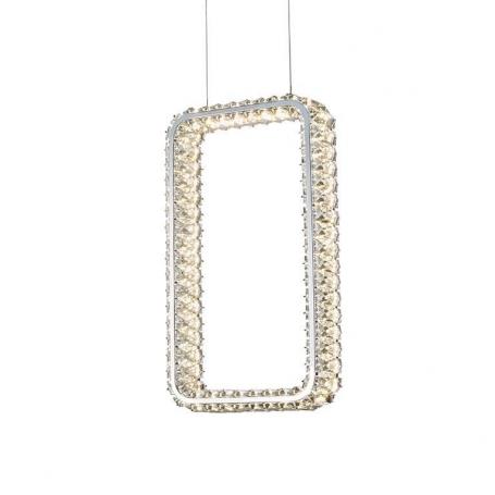 Подвесной светодиодный светильник Newport 8231/S chrome М0064638