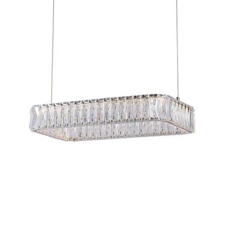 Подвесной светодиодный светильник Newport 8232/S chrome М0064641