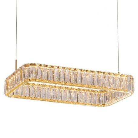 Подвесной светодиодный светильник Newport 8232/S gold М0064640
