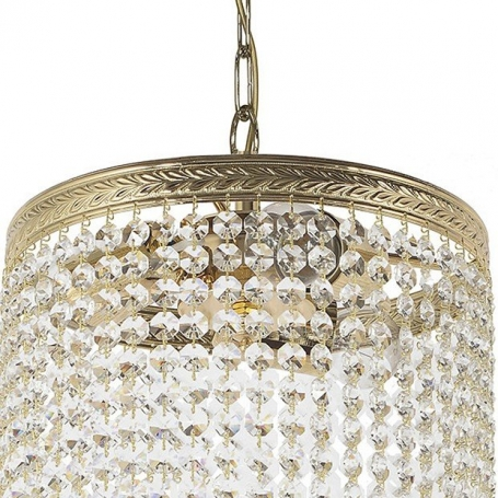 Подвесной светильник Cremono E 1.2.25.400 G