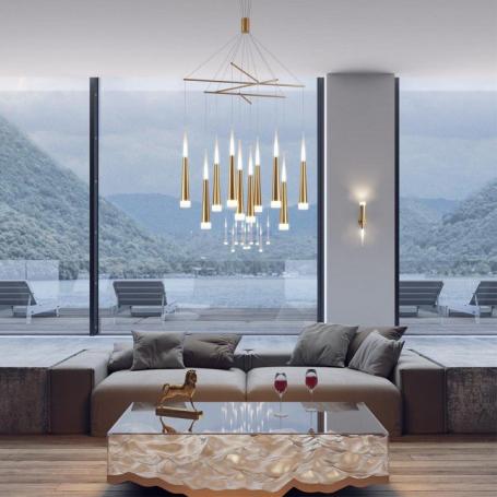 Подвесная люстра Omnilux Lariano OML-81303-13