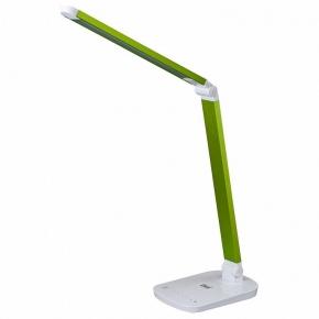 Настольная лампа (10083) Uniel TLD-521 Green/LED/800Lm/5000K/Dimmer