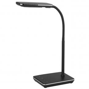 Настольная лампа ЭРА NLED-464-7W-BK
