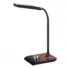 Настольная лампа ЭРА NLED-473-10W-BK