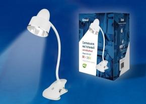Настольная лампа (UL-00004139) Uniel TLD-557 Beige/LED/350Lm/5500K/Dimmer