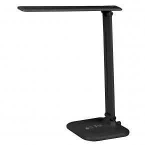 Настольная лампа ЭРА NLED-462-10W-BK