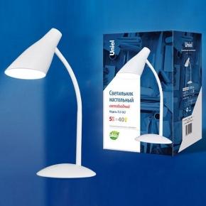 Настольная лампа (UL-00004464) Uniel TLD-562 White/LED/360Lm/4500K/Dimmer