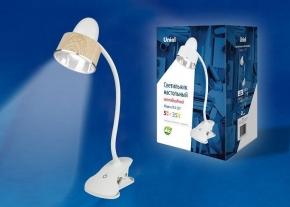 Настольная лампа (UL-00004138) Uniel TLD-557 Brown/LED/350Lm/5500K/Dimmer