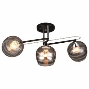 Накладной светильник Imex 1042 MD.1042-3-S BK+CH