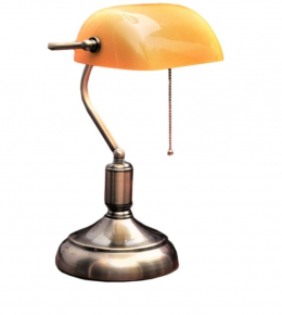 Офисная настольная лампа Banker LDT 305 YL