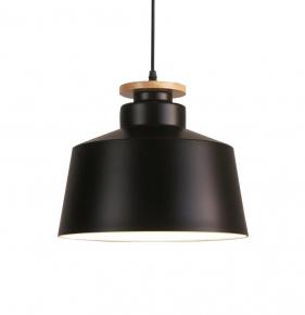 Подвесной светильник Lumina Deco Levanti LDP 7974-300 BK+WT