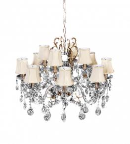 Подвесной светильник Capri LDP 11327B-3 PR WT