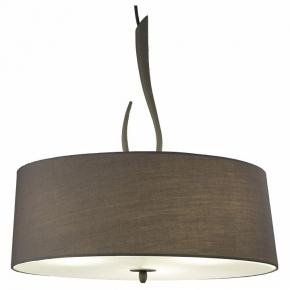 Подвесной светильник Mantra Lua Ash Grey 3684