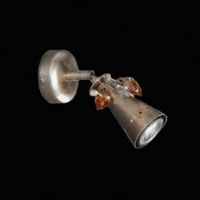 Настенно-потолочный светильник W 84 silver
