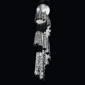 Подвесной светильник Bamboo 423/35 chrome