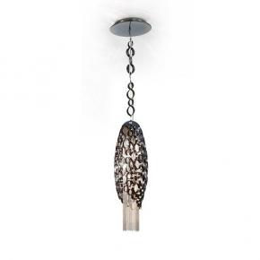 Подвесной светильник Chrysalis 448/5 black