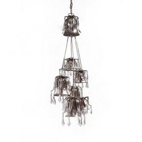 Подвесной светильник NO 116 silver