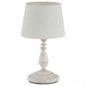 Настольная лампа Alfa Roksana White 18538