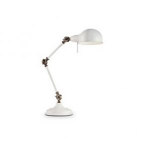 Настольная лампа Ideal Lux Truman TL1 Bianco
