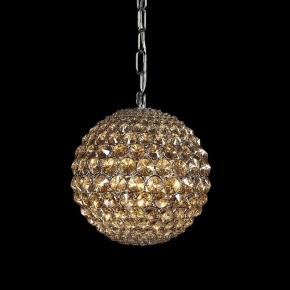 Подвесной светильник Corso MD103204-3A gold/amber