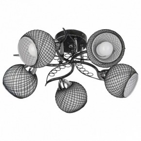 Потолочная люстра Toplight Isabella TL7450X-05BP