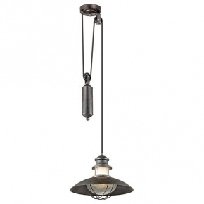 Уличный подвесной светильник Odeon Light Dante 4164/1A