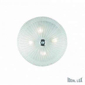 Потолочный светильник Ideal Lux Shell PL4 Trasparente