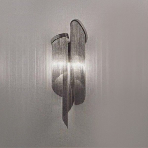 Настенный светильник 11 KM011W-2 aluminum