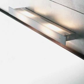 Настенный светильник PLANA nickel