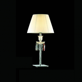 Интерьерная настольная лампа 115 KM0115T-3S nickel