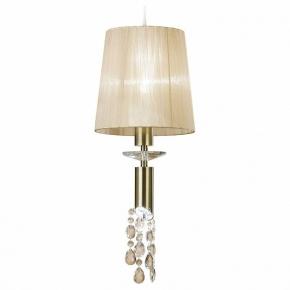 Подвесной светильник Mantra Tiffany Antique Brass 3881