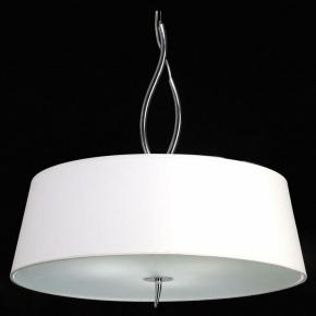 Подвесной светильник Mantra Ninette Chrome - Cream Shade 1902