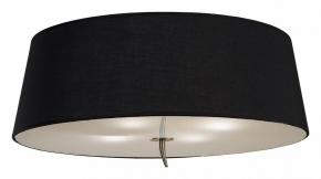 Потолочный светильник Mantra Ninette Chrome - Black Shade 1919