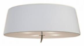Потолочный светильник Mantra Ninette Antique Brass - Cream Shade 1929