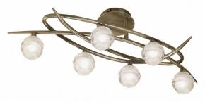 Потолочный светильник Mantra Loop Antique Brass 1822