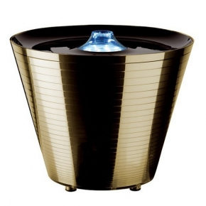 Офисная настольная лампа Multipot gold