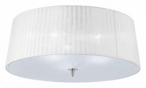 Потолочная люстра Mantra Loewe Chrome 4640