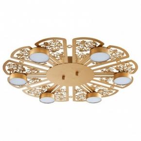 Потолочная светодиодная люстра Favourite Ornamentum 2605-6C