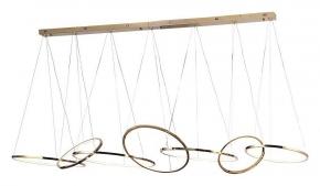Подвесной светодиодный светильник Newport 15207/S Gold