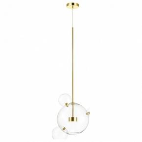 Подвесной светодиодный светильник Odeon Light Bubbles 4640/12LA