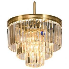 Подвесной светильник Newport 31106/S Brass