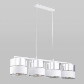 Подвесной светильник TK Lighting 4177 Hilton Silver