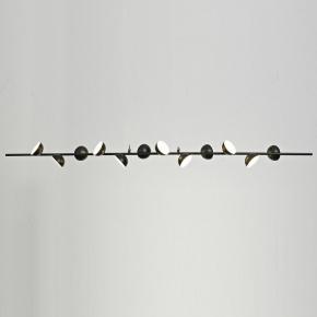 Подвесная светодиодная люстра Mantra Adn 6418