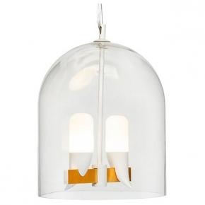 Подвесная светодиодная люстра Loft IT Whisper 1028-2WH