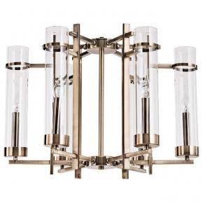 Подвесная люстра Arte Lamp Hugo A1688LM-6AB