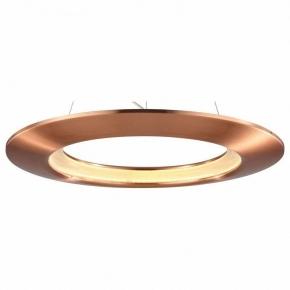 Подвесной светодиодный светильник Horoz Concept-35 розовый 019-010-0035 (HRZ00002183)