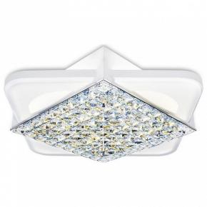 Потолочный светодиодный светильник Ambrella light Modern Acrylic FA124