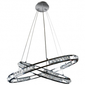 Подвесной светодиодный светильник iLedex Crystal 16364/800+600 CR